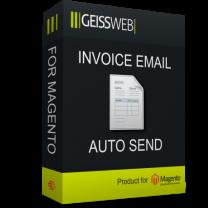 Invoice PDF Auto Send für Magento