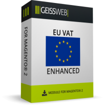 EU VAT Enhanced for Magento 2